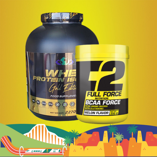 iso gold +bcaa force