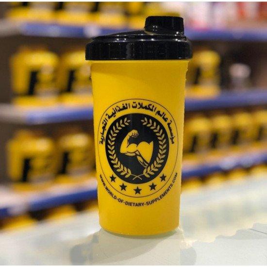 shaker f2 world of supplement 700 ml